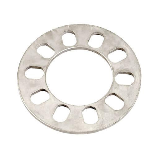 AL61 8mm x Ø89mm(Inner) x Ø165mm(Outer)